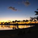 ハワイの夕暮れに深呼吸してリフレッシュ!