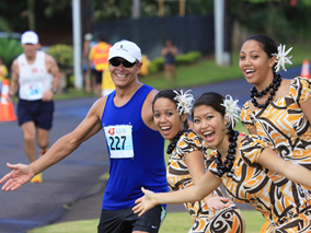 ハワイ諸島5+2大マラソンを達成しよう