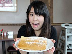 ロコに愛され60年のパンケーキ&サイミン!