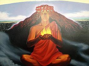 フラが伝える「ハワイの神話と女神たち1」