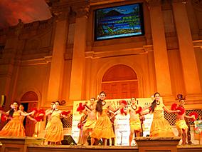 お台場ハワイ・フェスティバル2013開幕!