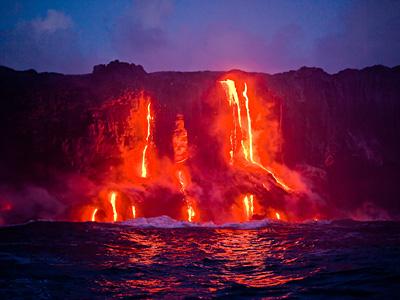 地球の鼓動を感じる場所…ハワイ島とは?