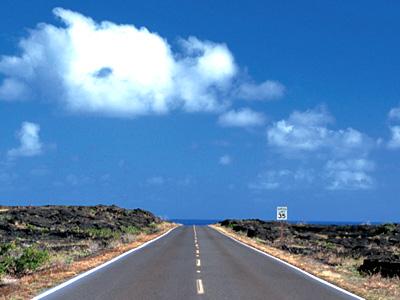 ハワイ島を快適にドライブするために