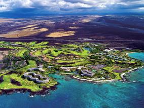 ハワイ島最大のリゾート「ワイコロア」