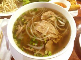 寒い夜はベトナムのフォーでぽかぽかご飯