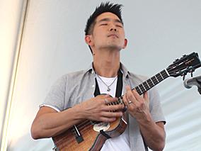 ジェイクの震災復興支援コンサートに感動