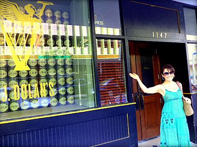「通」なダウンタウンでランチ&デザートを【JJドーランズ】【レストラン・エピック】