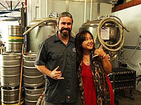 待ってました!ハワイ産のビールが飲める店【ホノルル・ビアワークス】