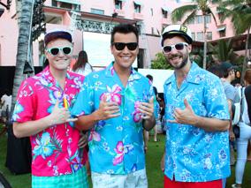 楽園ハワイの新星バンド!サーフ音楽に注目