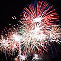 アメリカ238歳のお誕生日は盛大な花火で!