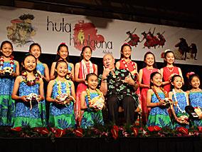 【フラ・ホオラウナ・アロハ2014】憧れのクムフラと踊る満たされたひととき
