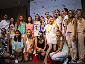 ハワイ発のファッションブランドがデビュー
