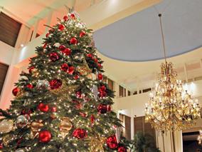 カハラホテルでクリスマス特別イベント開催