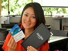 ハワイアンマイルが貯まる!VISAカード誕生