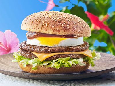 今だけ!ハワイの味を日本のマクドナルドで