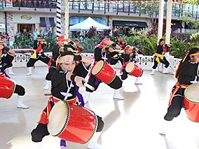 ハワイ島ワイコロアで触れたアジア文化