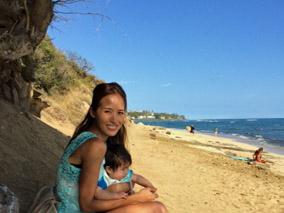 Mieさん御用達!赤ちゃんと過ごすハワイ