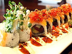 中華のP.Fチャンズにロール寿司が登場した?【P.F.チャンズ・アジアン・ビストロ」】
