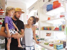 新しいお店も続々!話題のワードを親子探検