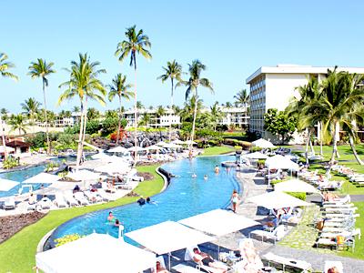 ハワイ島マリオットホテルを徹底レポート!
