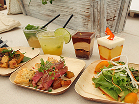 ハワイ産の味を楽しむ新サンデーブランチ