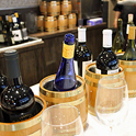 風を感じるレストランでワイン&タパスの宴