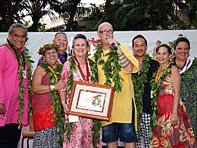 【フラ・ホオラウナ・アロハ 2015】ハワイ王家が愛した場所でフラを舞う幸せ