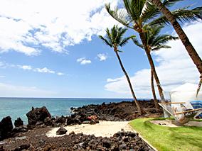 ハワイ島ヒルトン探検!静かで不思議な北編