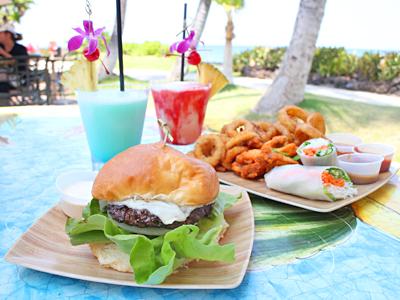 ハワイ島ヒルトンで最高の朝食&ランチを