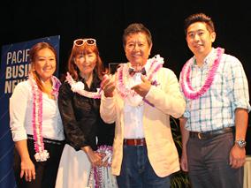 ハワイの急成長企業50に選出!アランチーノ