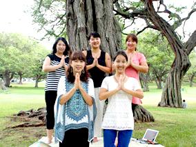 人生初!成功者も実践する「瞑想」にトライ【ラブ&ピース】