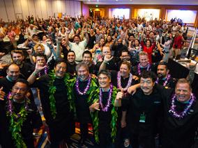 7人のシェフがハワイ島に会する食の祭典
