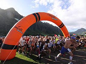 秋のハワイのトレラン・シリーズ2015!