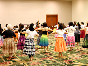 様々なクムフラに学べる特別なフラの祭典へ