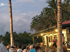 ハワイ島の月明かりに包まれる特別な夜【マウナ ラニ ベイ ホテル&バンガローズ】
