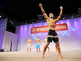 ハワイで日本のベストボディが選ばれた!