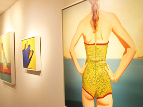 タイラー・ウォーレンのアートショー@ハワイ