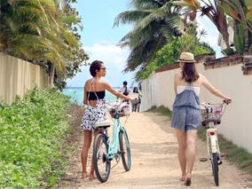 カイルアでレンタル自転車ホロホロ最新版!【カイルアバイシクル】