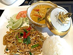 ワイキキの本格タイ料理で新しいランチ発見