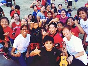 笑顔のジェイク、地元ハワイでアロハな活動