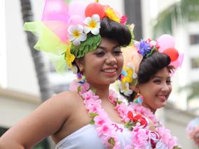 日本とハワイが素敵なコラボ!フラ大会開催