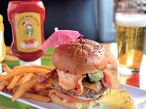 ハワイで食べる!バーガー&ホットドッグ編