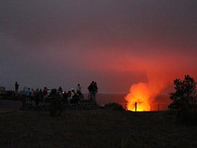 地球は生きている!ハワイ火山国立公園