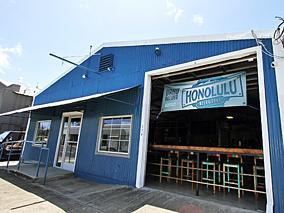 いまホットなカカアコで地ビールを愉しもう【ホノルル・ビアワークス】