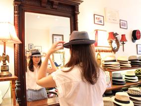 おしゃれで上質な帽子探しならここで決まり