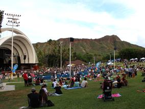今年も最高!ハワイの野外フェスってイイ