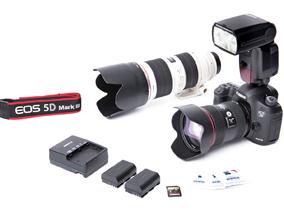 カメラやGoProをレンタルして便利&お得