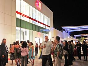 カポレイに最新ショッピングセンター誕生!