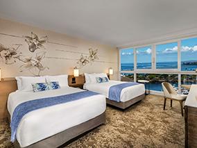 ハワイの人気日系ホテルが全面改装