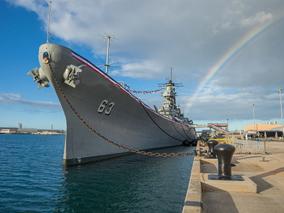 戦艦ミズーリの歴史を学び平和を考よう!